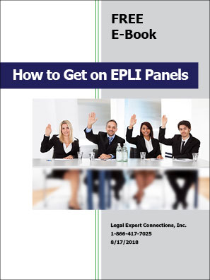 How to Get on EPLI Panels